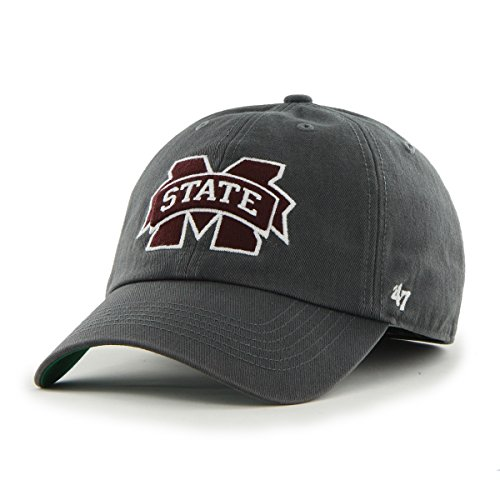 f0a52801b428d Galleon -  47 NCAA Mississippi State Bulldogs Franchise Fitted Hat ...