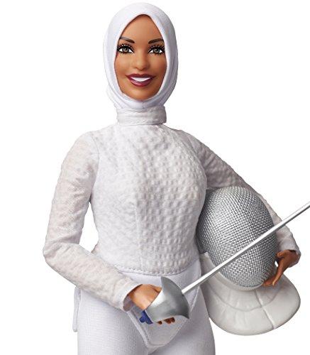 Barbie Ibtihaj Muhammad Doll by Barbie (Image #1)