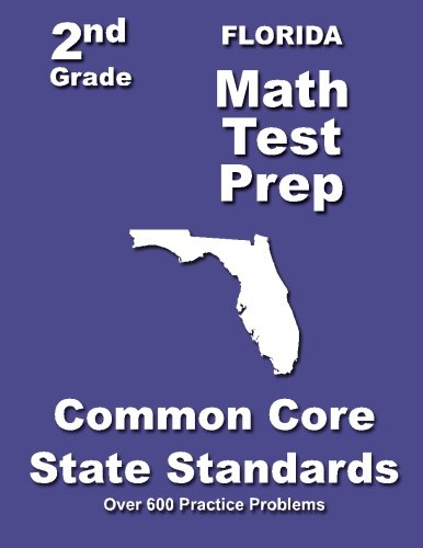Florida 2nd Grade Math Test Prep: Common Core State Standards