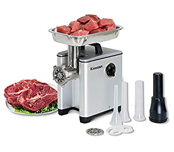 Kitchener Elite 370W Electric Meat Grinder