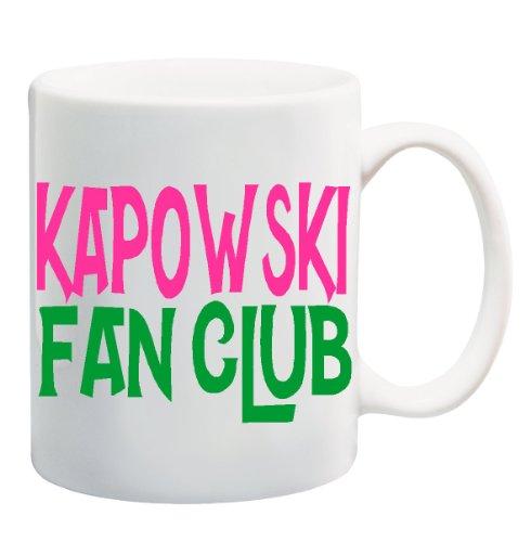 KAPOWSKI FAN CLUB Mug Cup - 11 ounces