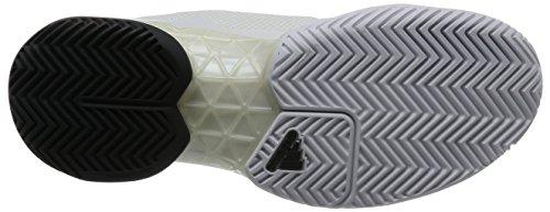 adidas Barricade 2017, Scarpe da Tennis Uomo bianco