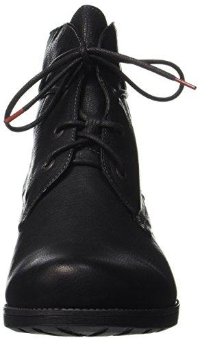 Boots Noir Denk Desert Think Femme Kombi 09 Sz pqHgxE4w