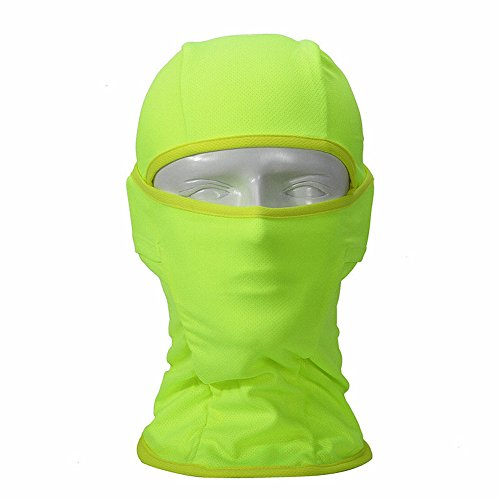 West Biking Fresh Mask Hat for Cycling Bike Outdoor Sports Masks Hats Neck Cap Cool Special Cycling Caps Light Green