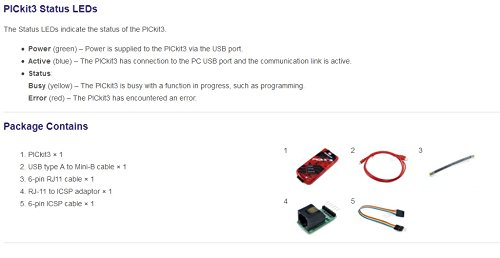 Original PICkit3 by Microchip : MPLAB PICkit 3 PIC In-Circuit Debugger Programmer @XYGStudy by XYG-PIC (Image #7)
