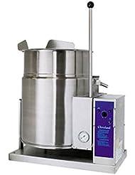 Cleveland KGT12TGB 12 Gallon Capacity Countertop Gas Tilting Kettle