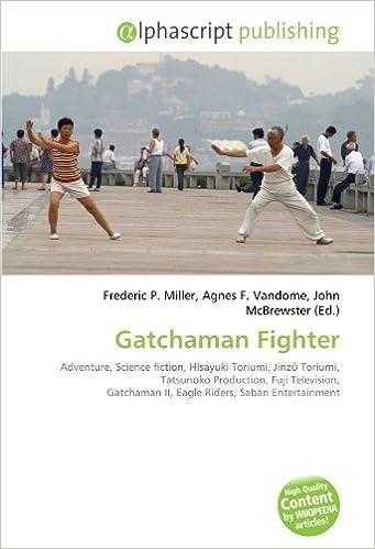 Gatchaman Fighter: Adventure, Science fiction, Hisayuki ...