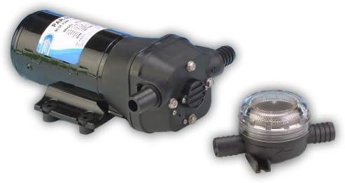 3//4 inch Connections Bilge Pump Jabsco 50880 Series Marine Filter-less Shower Drain 3.7 GPM