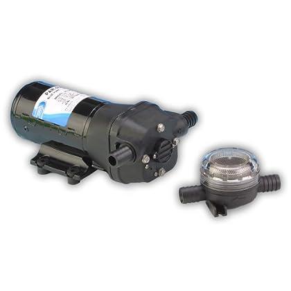 Image of Bilge Pumps Jabsco 31705 Series Marine ParMax 4 Bilge and Shower Drain Pump, 258 GPH
