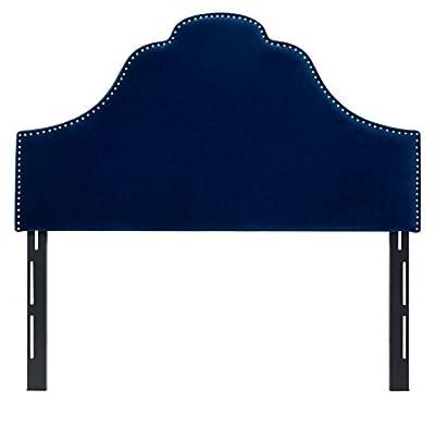 Sandy Blue Queen Headboard