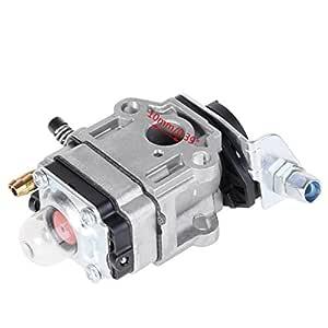 siwetg Carburador Carburador De 10 Mm con Junta para Echo SRM 260S ...
