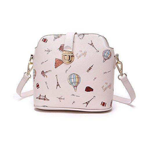 Borse oblique, piccoli sacchetti popolari, mini-sacchetto estivo, piccola versione coreana di borsa a tracolla