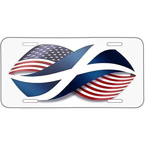 Amazon.com: WERRT Infinity Flags USA and Tenerife Region ...