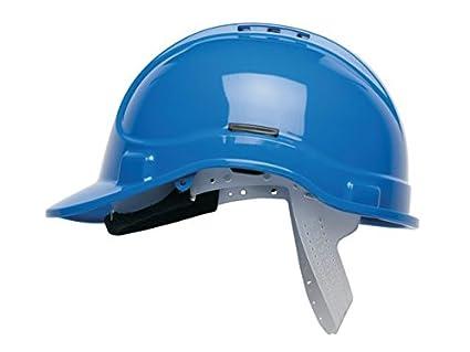Scott Protector Style 300 casco de seguridad con ventilación - azul