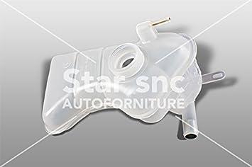 Recipiente de agua radiador apto para Ford Fiesta-ref. 89FB8K218AE-1004005-6182771-7267973: Amazon.es: Coche y moto