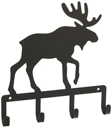 - 8 Inch Moose Key Holder