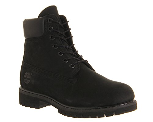 Boots Boot Premium black Noir 6in Homme Timberland q1Ap00