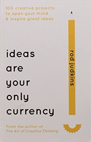 check Ideas are Your Only Currency