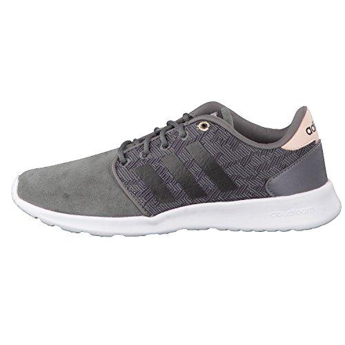 Adidas Damen Cf Qt Basso-top Corridore W Grano (grice / Merchant / Roshel)