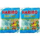ハリボー グミ 各種2袋セット (新製品スウィートシー200g×2)