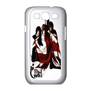 [MEIYING DIY CASE] For Samsung Galaxy NOTE4 Case Cover -The Who Music Band-IKAI0446727