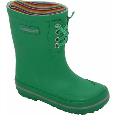 Bundgaard Kids Classic Rubber Boots Rubberboots Bright green 30