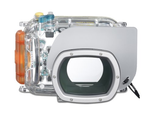 Canon Camera And Underwater Housing - 2