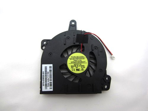 Eathtek Replacement CPU Cooling fan for HP Compaq 500 510 520 530 540 C700 HP Compaq Presario A900 series, Compatible Part Number AT010000200 438528-001 KSB0505HA