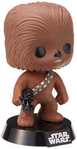 Funko Star Wars Figura Pop Chewbacca, Multicolor (FK2324)