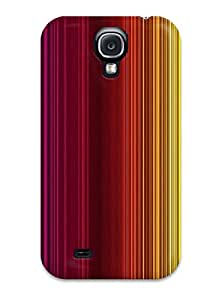 Rugged Skin Case Cover For Galaxy S4- Eco-friendly Packaging(colorful )