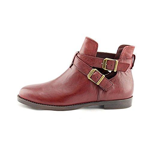 Bella Vita Women's Raine Boot,Dark Tan Leather,10 WW US