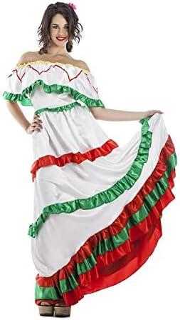 Disfraz de Mexicana para mujer: Amazon.es: Productos para mascotas
