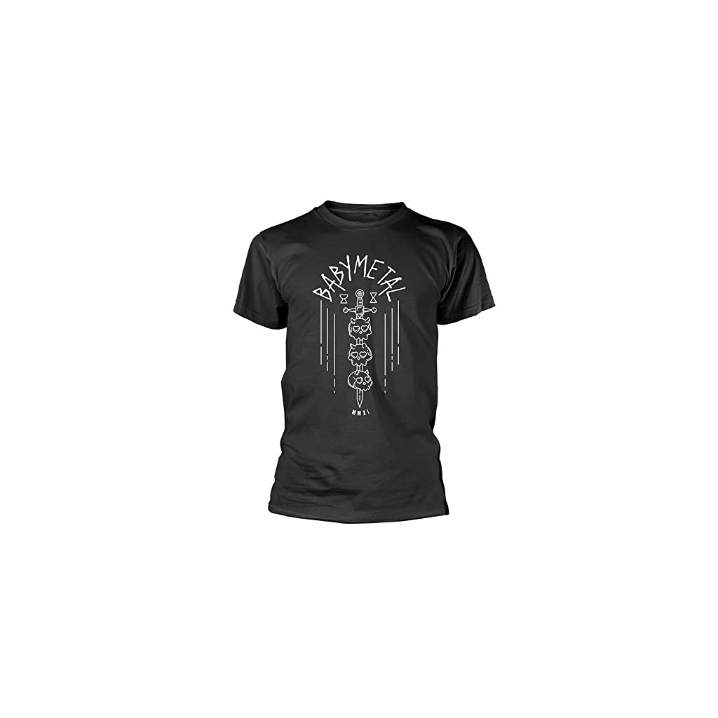 Babymetal Camiseta – para Hombre