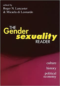 Book The Gender/Sexuality Reader: Culture, History, Political Economy (2) (1997-08-29)