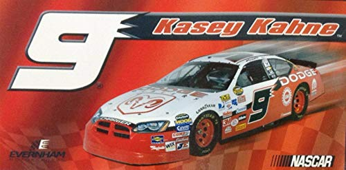 Nascar Kasey Kahne #9 Auto Racing Bath or Beach Towel ()
