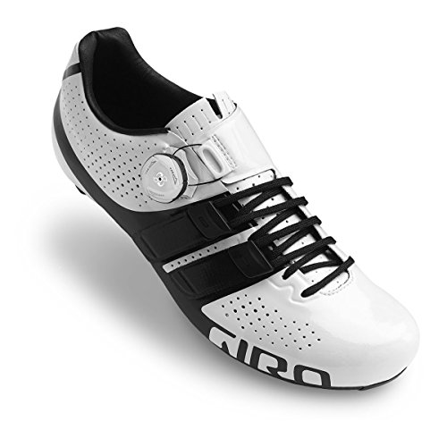 Giro Factor ACC-T Techlace Scarpe Road, White/Black (44)