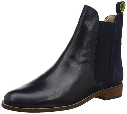 Joules Navy navy Femme Bleu Westbourne Bottes Chelsea ZgwTqZrS
