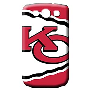 samsung galaxy s3 football cases covers Style Eco Package For phone Protector Cases kansas city chiefs