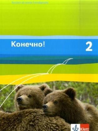 Konetschno!. Russisch als 2. Fremdsprache / Schülerbuch