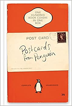 [\ BEST /] Postcards From Penguin: One Hundred Book Covers In One Box. There Dispone Input shower poder