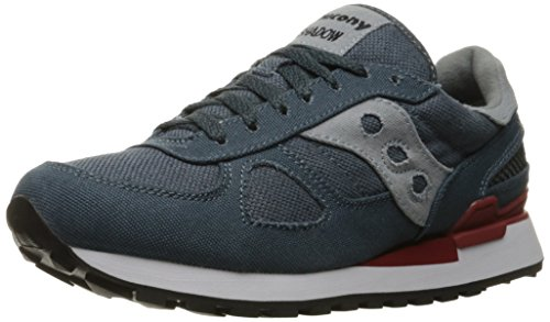 Saucony Originals Mens Shadow Original Vegan Fashion Sneakers Slate sgzYmA2