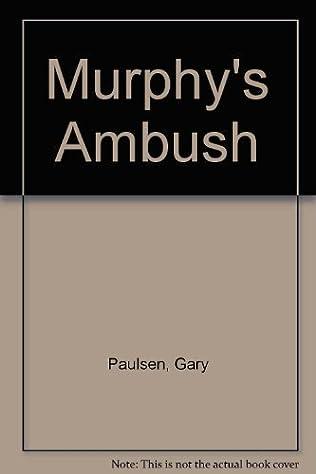 book cover of Murphy\'s Ambush