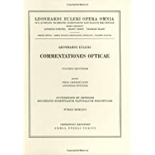 Commentationes opticae 2nd part