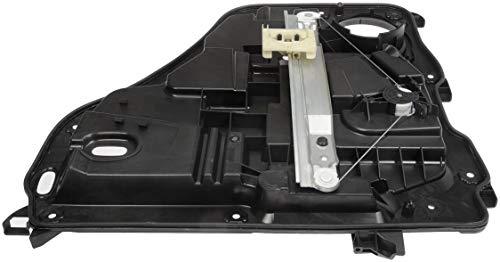 Dorman 751-272 Rear Driver Side Power Window Regulator and Motor Assembly for Select Dodge Models