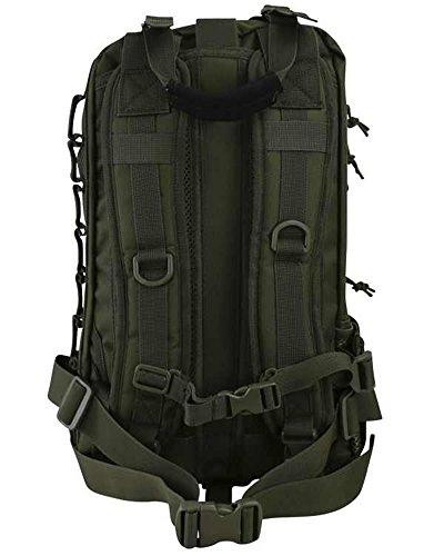Kombat Delta Pack Rucksack Molle Back Pack Day 30 Ltr Airsoft Hiking Camping Green EPrNDwE8