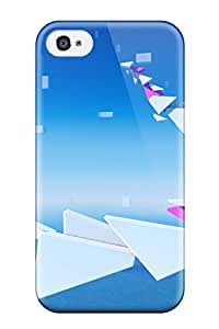 Hot HRyQbQj16114EtUsw Case Cover Protector For Iphone 4/4s- Mirrors Edge