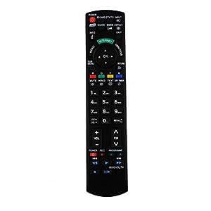 ARBUYSHOP nuevo mando a distancia del reemplazo para Panasonic 3D TV N2QAYB000659