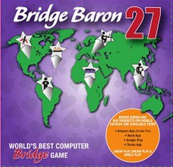 Bridge Baron 27 (WINDOWS+MAC)
