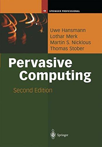 Pervasive Computing: The Mobile World (Springer Professional (Cdma Pda)