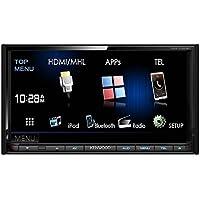 Kenwood DDX7050BT 2-DIN Car Receiver CD/DVD/USB/MP3/WMA/Bluetooth/HDMI 7 Mirroring